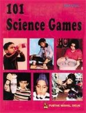 101 Science Games: English