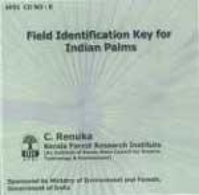 Field Identification Key for Indian Palms (CD Only)