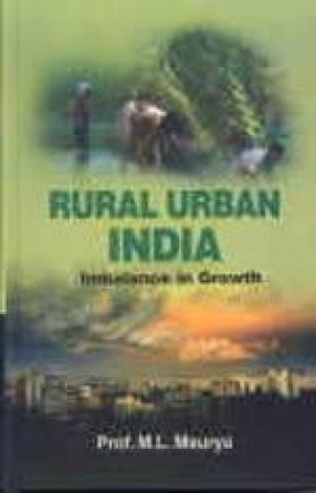 Rural Urban India: Imbalance in Growth