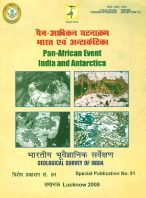 Pan-African Event India and Antarctica
