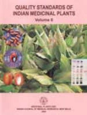 Quality Standards of Indian Medicinal Plants (Volume VI)