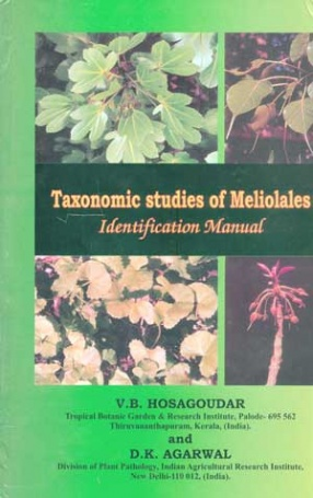 Taxonomic Studies of Meliolales: Identification Manual