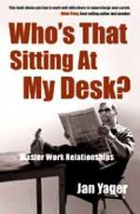 Who's That Sitting At My Desk?