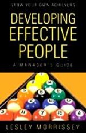 Developing Effective People