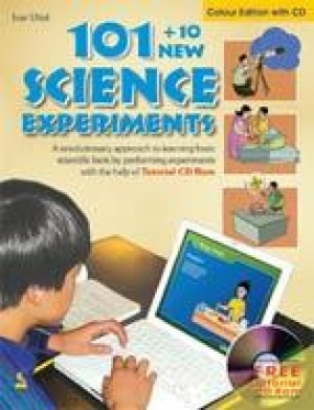 101+10 New Science Experiments (with CD)