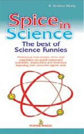 Spice in Science -The Best of Science Funnies