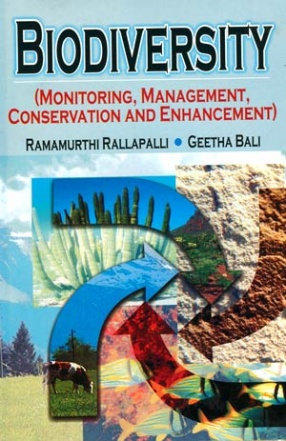 Biodiversity: Monitoring, Management, Conservation and Enhancement