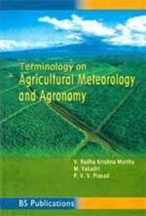 Terminology on Agricultural Meteorology and Agronomy
