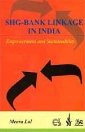 SHG-bank linkage in India: Employment and Sustainability