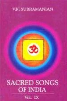 Sacred Songs of India (Volume 9)