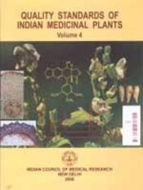 Quality Standards of Indian Medicinal Plants (Volume IV)