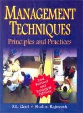 Management Techniques: Principles and Practices
