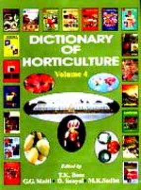 Dictionary of Horticulture (Volume 4)
