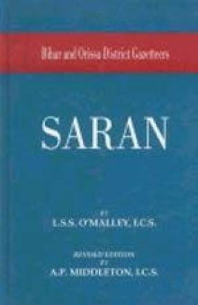 Bihar and Orissa District Gazetteers: Saran