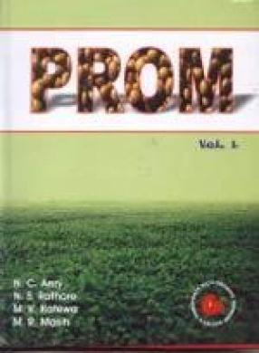 PROM: Phosphate Rich Organic Manure (Volume I)