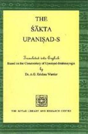 The Sakta Upanisad-s