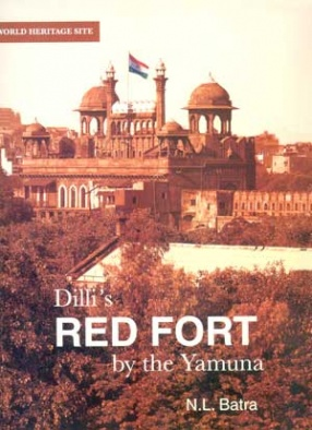 Dilli's Red Fort by the Jamuna