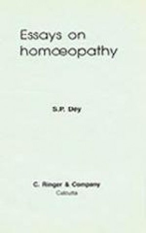 Essays on Homoeopathy