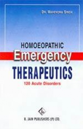 Homoeopathic Emergency Therapeutics