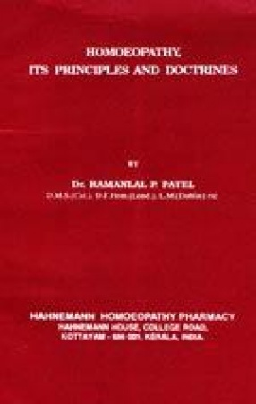 Homeopathy, Its Principles and Doctrine