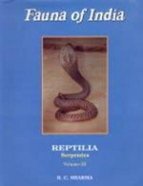 Fauna of India and the Adjacent Countries: Reptilia (Volume III: Serpentes)