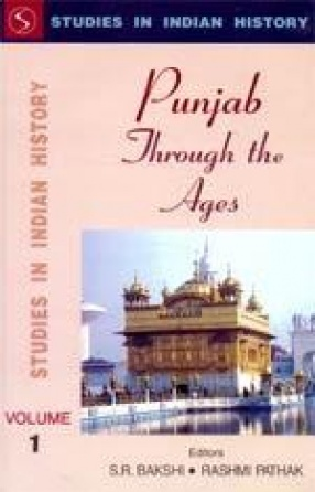 Punjab Through the Ages (In 4 Volumes)