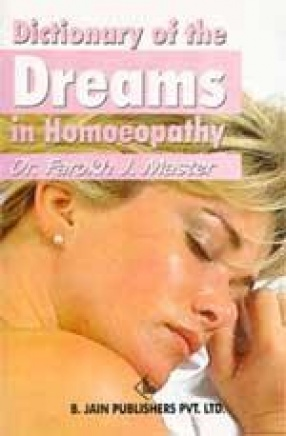 Dictionary of Dreams in Homoeopathy
