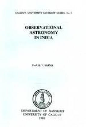 Observational Astronomy in India