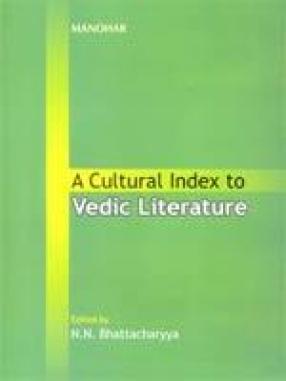 A Cultural Index to Vedic Literature