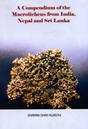 A Compendium of the Macrolichens from India, Nepal and Sri Lanka