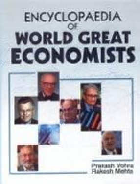 Encyclopaedia of World Great Economics (In 4 Volumes)