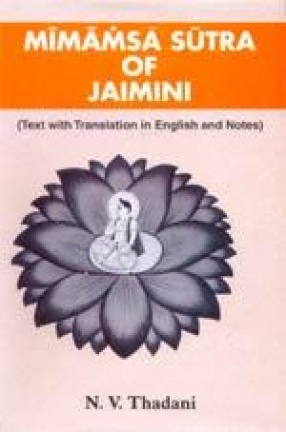 Mimamsa Sutra of Jaimini