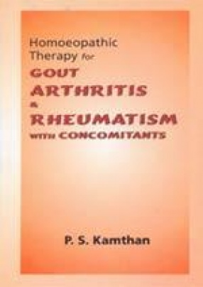 Homeopathic Therapy for Gout Arthritis & Rheumatism with Concomitants