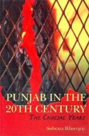 Punjab in the 20th Century: The Crucial Years