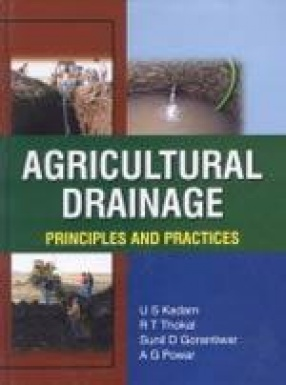 Agricultural Drainage: Principles and Practices