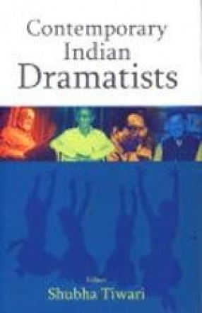 Contemporary Indian Dramatists