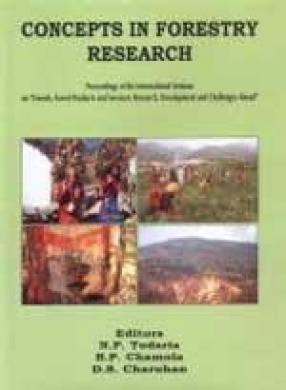 Concepts in Forestry Research: Proceedings of the International Seminar on