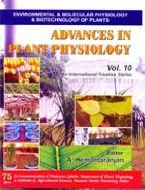 Advances in Plant Physiology (Volume 10)