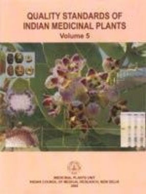 Quality Standards of Indian Medicinal Plants (Volume V)