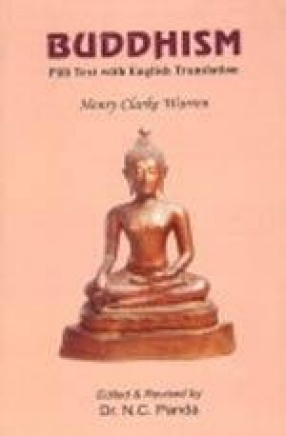 Buddhism: Pali Text with English Translation (In 2 Volumes)
