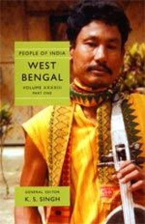 People of India: West Bengal (Volume XXXXIII, Part I)