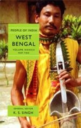 People of India: West Bengal (Volume XXXXIII, Part II)