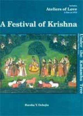 A Festival of Krishna (Accompanied by a DVD Movie)