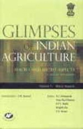 Glimpses of Indian Agriculture: Macro and Micro Aspects (In 2 Volumes)