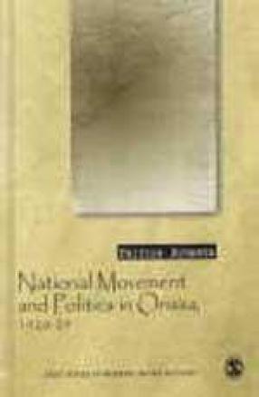 National Movement and Politics in Orissa, 1920-29