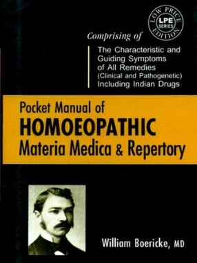 Pocket Manual of Homoeopathic Materia Medica & Repertory