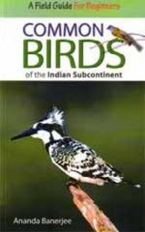 Common Birds of the Indian Subcontinent: A Field Guide for Beginners
