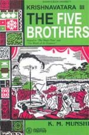 Krishnavatara: The Five Brothers (Volume III)