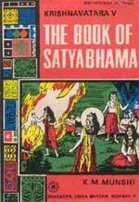 Krishnavatara: The Book of Satyabhama (Volume V)