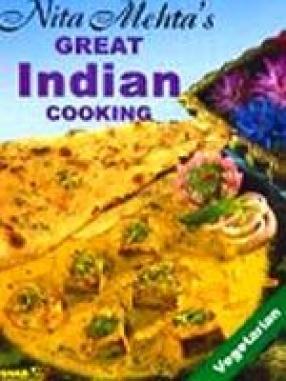 Great Indian Cooking:  Vegetarian